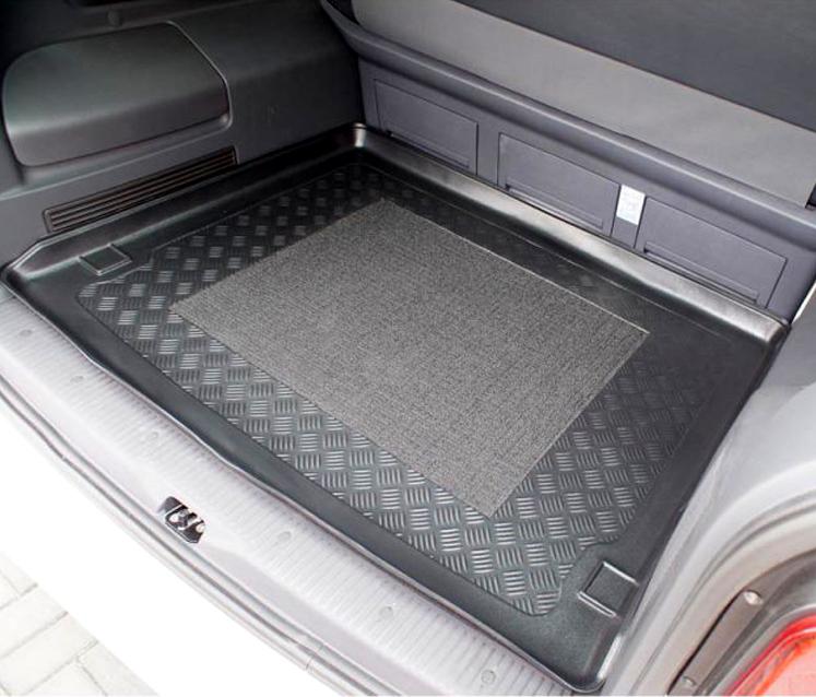 kofferraumwanne f r vw t5 t6 multivan auto ausstattung shop. Black Bedroom Furniture Sets. Home Design Ideas