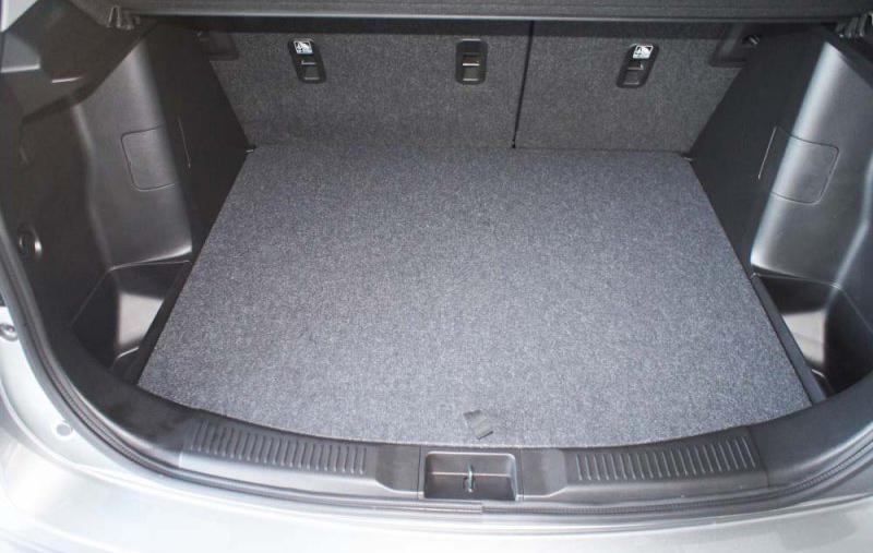 Kofferraum Suzuki SX4 S Cross II