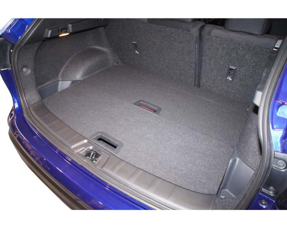 Kofferraum Nissan Qashqai II Mit Erhohter Ladeflache MIT Varioboden