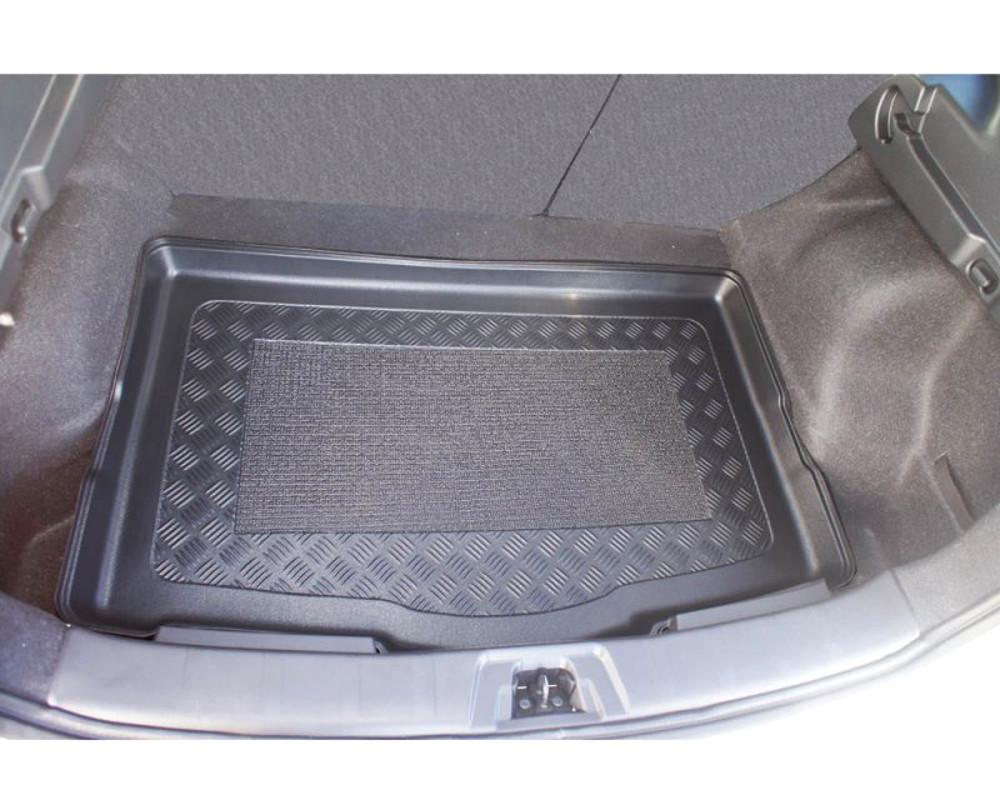 Gummi Kofferraumwanne Anti-Rutsch für Nissan Qashqai II J11 ab Bj.02//2014 Nov