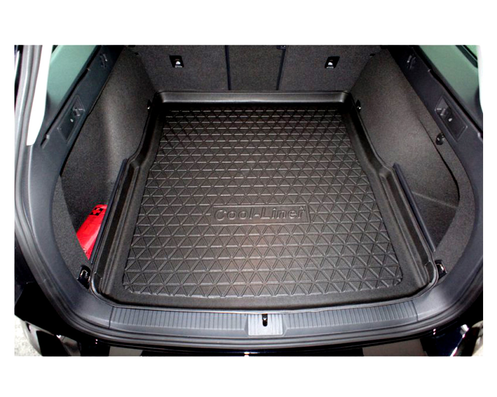premium kofferraumwanne f r vw passat b8 variant auto. Black Bedroom Furniture Sets. Home Design Ideas