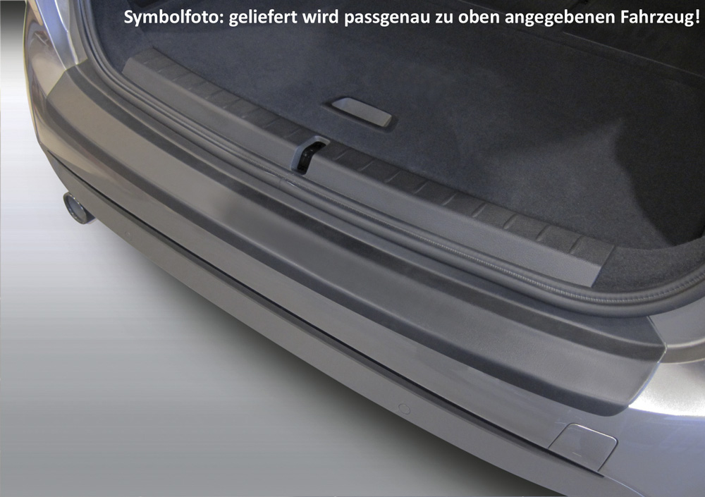 rgm ladekantenschutz audi a4 b8 avant quattro facelift. Black Bedroom Furniture Sets. Home Design Ideas