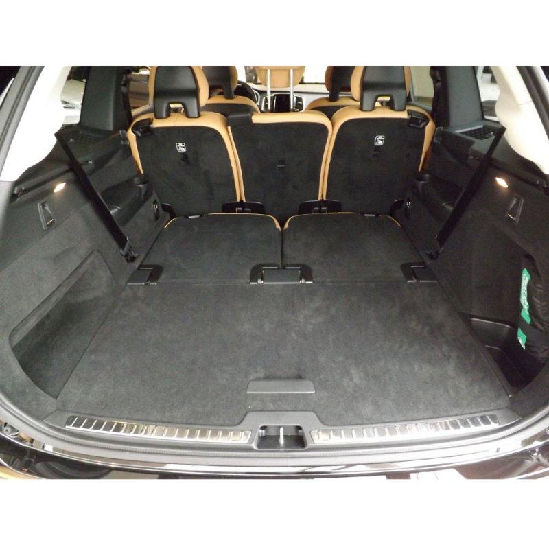 Anti-Rutsch Kofferraumwanne Laderaumwanne Volvo XC90 I 5//7 Sitz 3.Reihe umgelegt