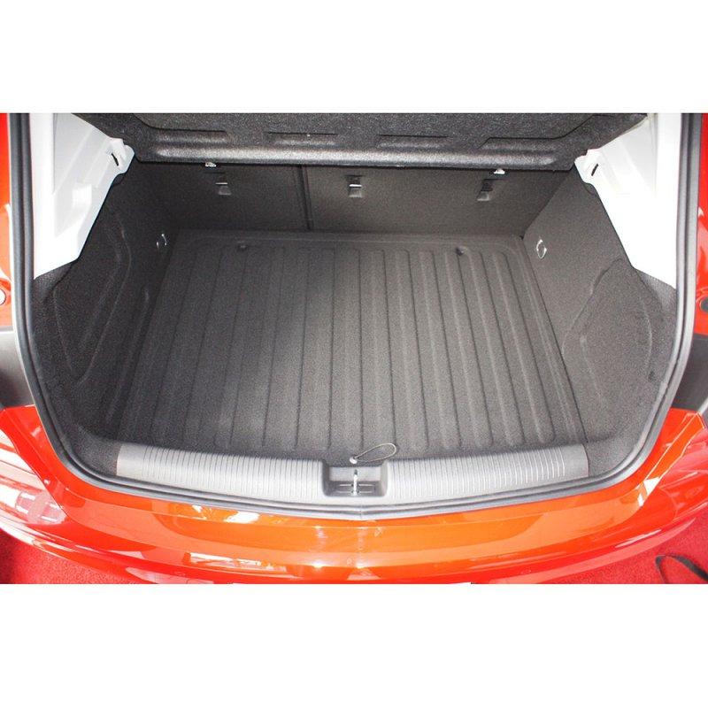 Kofferraumwanne TPE Netztasche für  Opel Astra Selection K Schrägheck Hatchb5D