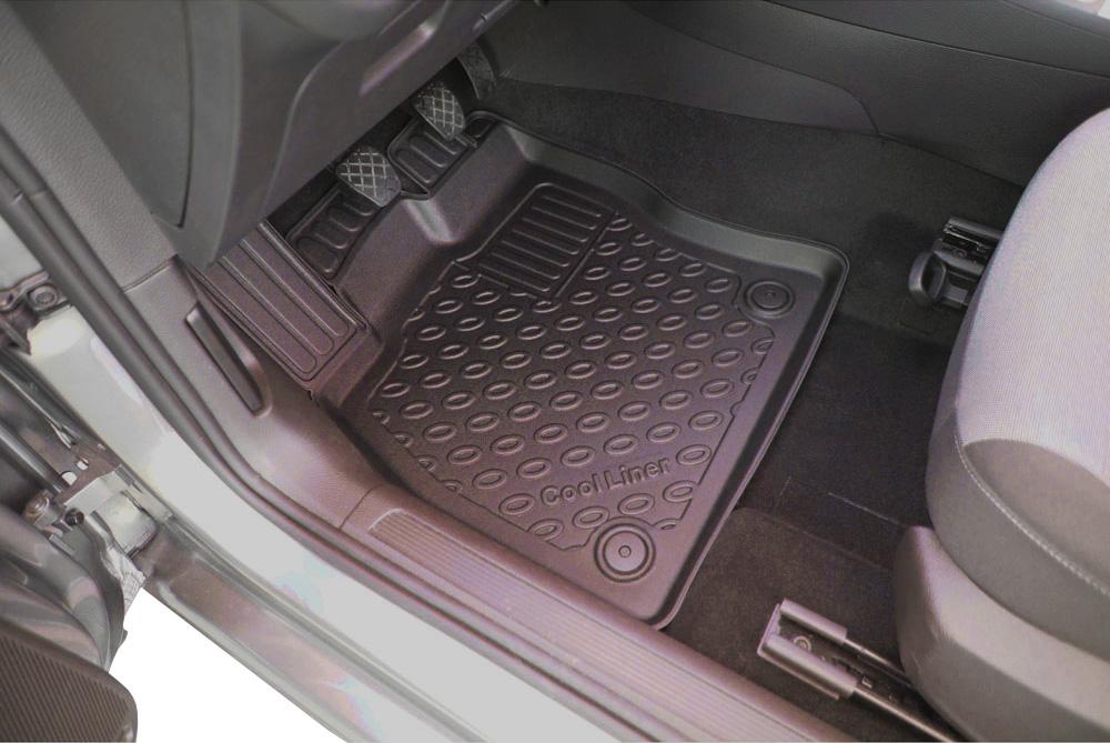 premium fu raumschalen f r skoda octavia iii 5e auto. Black Bedroom Furniture Sets. Home Design Ideas