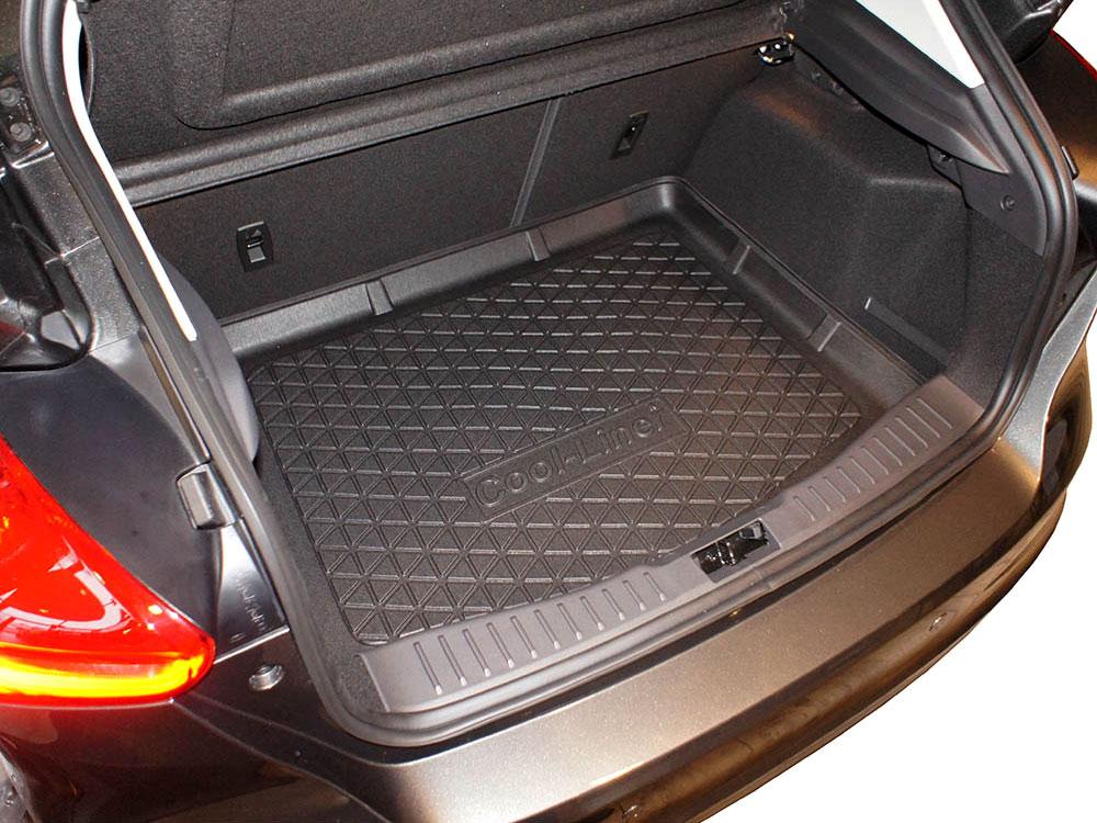 premium kofferraumwanne f r ford focus iii hatchback auto ausstattung shop. Black Bedroom Furniture Sets. Home Design Ideas