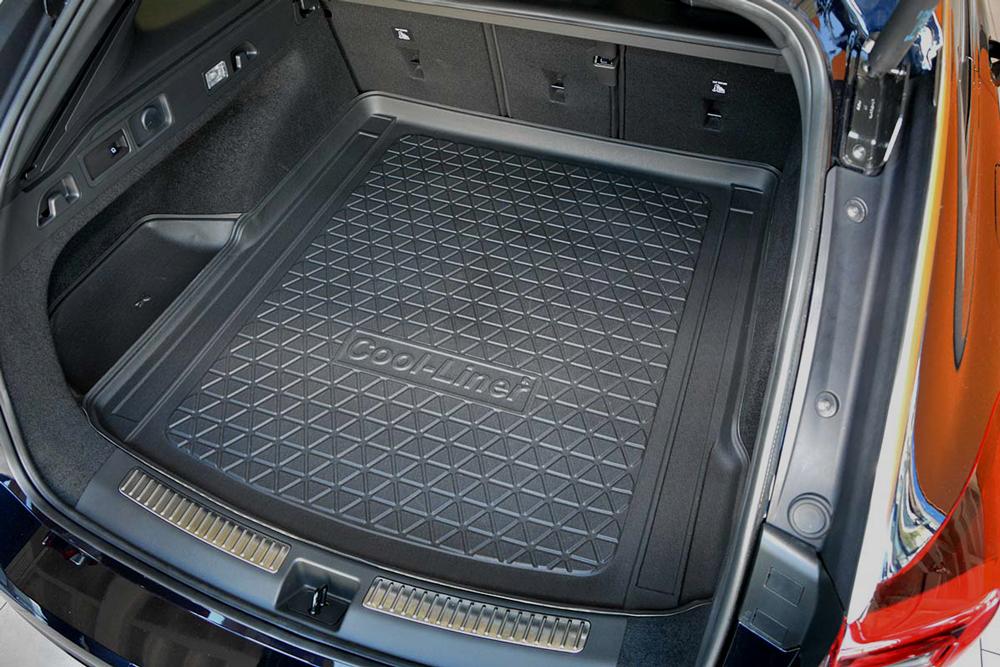 premium kofferraumwanne für opel insignia b sports tourer / country