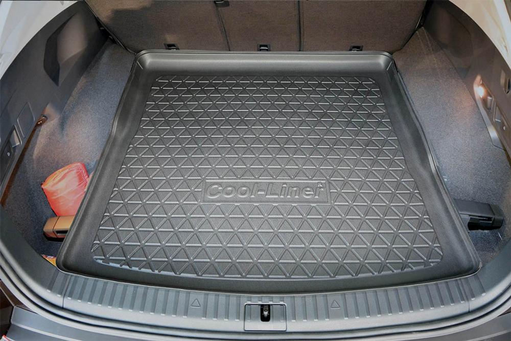 premium kofferraumwanne f r vw tiguan allspace auto. Black Bedroom Furniture Sets. Home Design Ideas