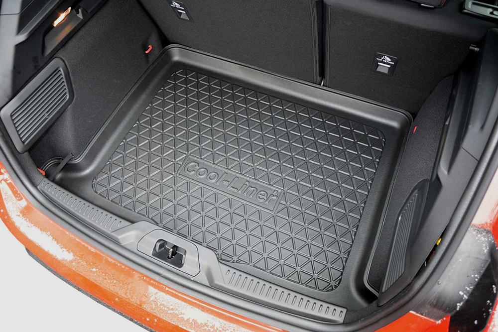 premium kofferraumwanne f r ford focus iv hatchback auto ausstattung shop. Black Bedroom Furniture Sets. Home Design Ideas