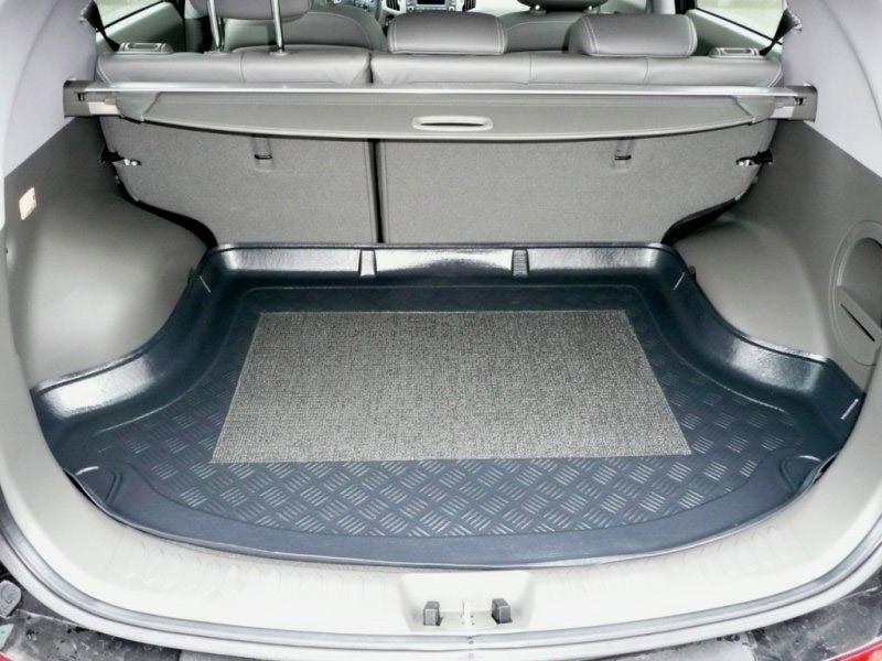 Kofferraumwanne mit Antirutsch Kia Sportage III SUV//5 2010 Typ SL