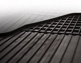 Gummifußmatten für Citroen Berlingo Peugeot Partner Opel Gummimatten Fußmatten