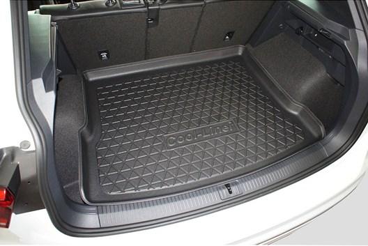 Premium Kofferraumwanne F 252 R Vw Tiguan Ii Auto