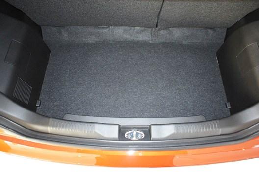 Fußmatten Auto Autoteppich passend für Renault Twingo 1 I 1993-2007 CACZA0201